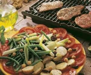 Prøv også Kalv med italiensk grønnsaksfat.