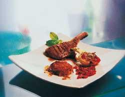 Prøv også Kalvekoteletter med gratinert fennikel.