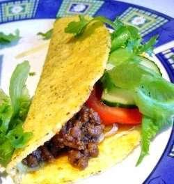 Prøv også Taco skjell.