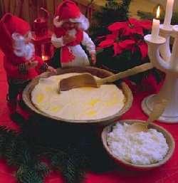 Julegrøt oppskrift.