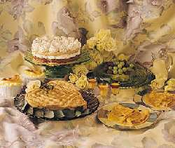 Prøv også Flamberte pannekaker (Crêpes Suzette).