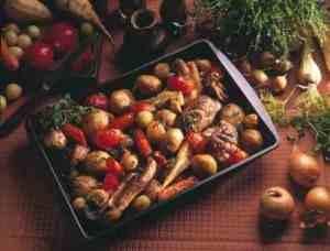 Prøv også Lammekjøtt med grønnsaker.