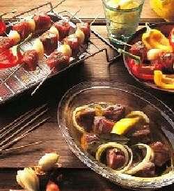 Prøv også Shis Kebab.