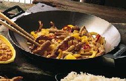 Prøv også Babi Asam Manis - Svinekjøtt i sursøt saus.