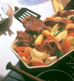Prøv også Koteletter i god form.