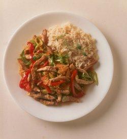 Prøv også Svinekjøtt i wok.