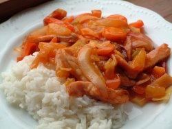 Prøv også Wok-panne med svinekjøtt.