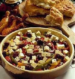 Prøv også Provencegrønnsaker med fetaost.
