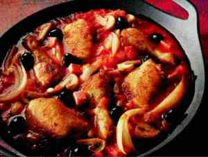 Les mer om Italiensk kyllinggryte hos oss.