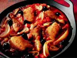 Prøv også Italiensk kyllinggryte.