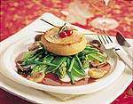 Prøv også Kalkunmedaljong med rødvinssaus.