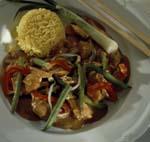 Kina-kylling oppskrift.