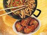 Kylling i wok 2 oppskrift.