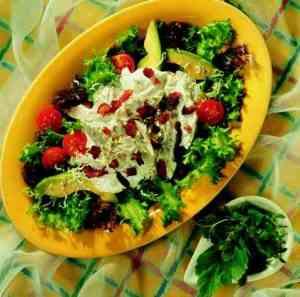 Prøv også Kyllingsalat med avokado.
