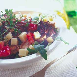 Prøv også Lun kyllingsalat.