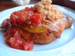 Prøv også Marinert kylling med chilisaus.