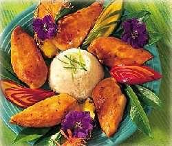 Prøv også Pollo borracho (karibiske kyllingfileter).