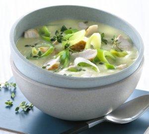 Prøv også Potet- og purreløksuppe.