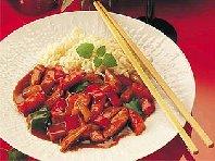 Prøv også Sur-søt wok fra Kina.
