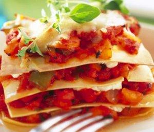 Prøv også Lasagne med mindre fett.