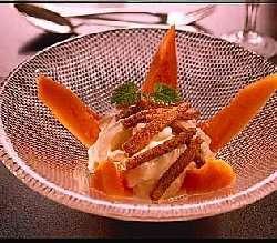 Prøv også Eksotisk og norsk i herlig dessertkomposisjon.