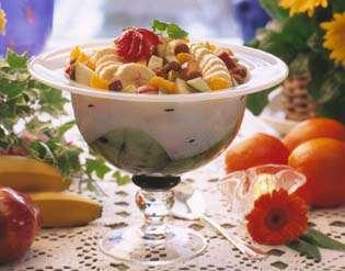 Prøv også Fruktsalat med smak av sol.