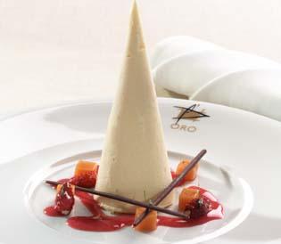 Prøv også Snøfriskdessert med jordbærsaus.