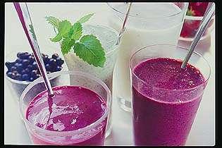 Prøv også Olsok-smoothies.