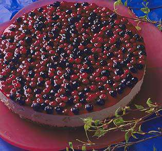 Prøv også Ostekake med skogsbær.