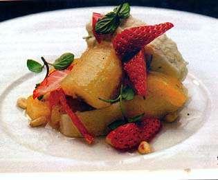 Bilde av Sitrusbraiserte frukter.