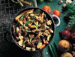 Prøv også Biffgryte med grønnsaker.