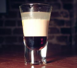 Read more about B 52 shot in our websites(In Norwegian).