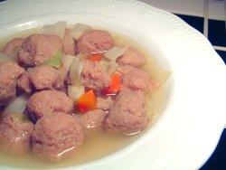 Prøv også Kjøttbollesuppe.