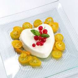 Prøv også Pannacotta med syltet kumquat.