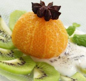 Prøv også Syltet klementin med yoghurt.