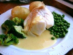 Prøv også Kokt torsk i karrisaus.