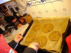 Cookies med sjokobiter oppskrift.