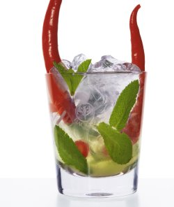Try also Chili mojito.