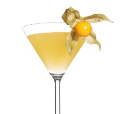 Physalis Martini oppskrift.