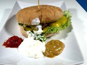 Prøv også Kyllingburger.