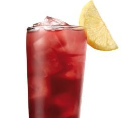 Pomegranate Collins oppskrift.