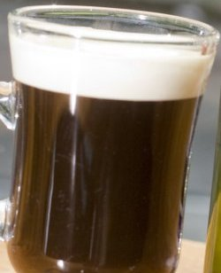 Prøv også Caffe la crème.