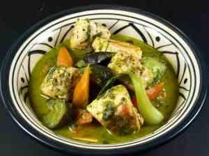 Prøv også Grønn grønnsaks-curry.