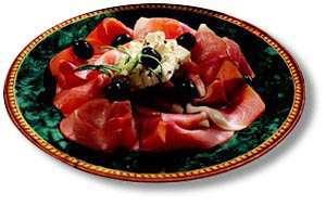 Prøv også Strandaskinke med feta og oliven.
