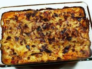 Prøv også Amires Lasagne.