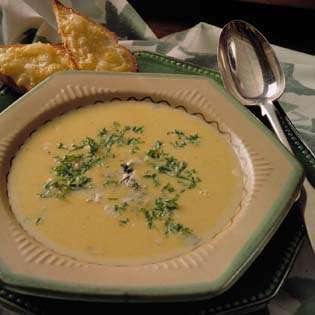 Prøv også Squashsuppe med persille.