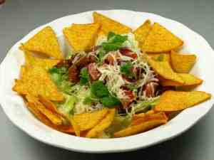 Prøv også Meksikansk taco salat.