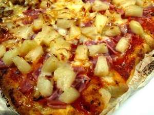 Prøv også Hawaiipizza.