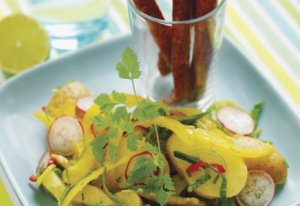 Prøv også Sydlandsk potetsalat.