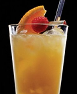 Try also Absolut Raspberri Screwdriver.